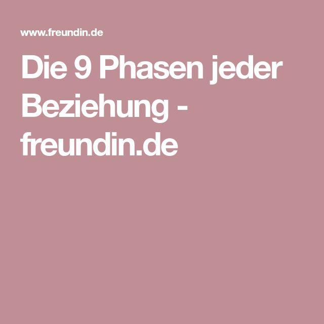 Die 9 Phasen jeder Beziehung - freundin.de