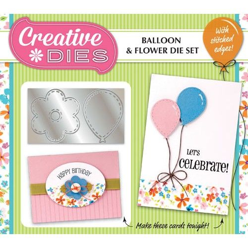Don't miss your two FREE dies with Simply Cards & Papercraft 139! http://bit.ly/1GnGEpQ