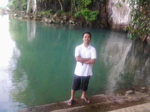 The shortest river in the world - tamborasi, kolaka - southeast sulawesi