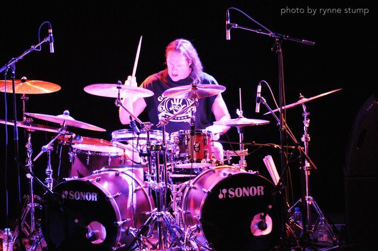 Danny Carey Sonor drums