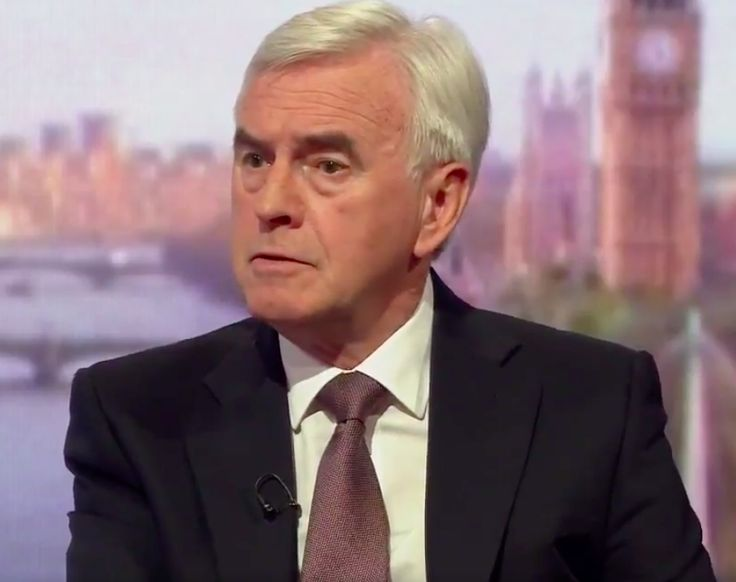 The government must reverse its plans to cut corporation tax for big business, which could then fund a pay rise for our emergency services, John McDonnell has urged. McDonnell, the shadow chancellor, offers the suggestion after Theresa May's call to the opposition to help create government policy. He has written to Tory MPs calling on them to support the end of the public sector pay cap - which means for many a real terms pay cut. ..July 11 2017
