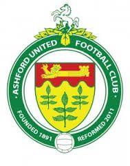 ASHFORD UNITED FC    - ASHFORD  - kent-