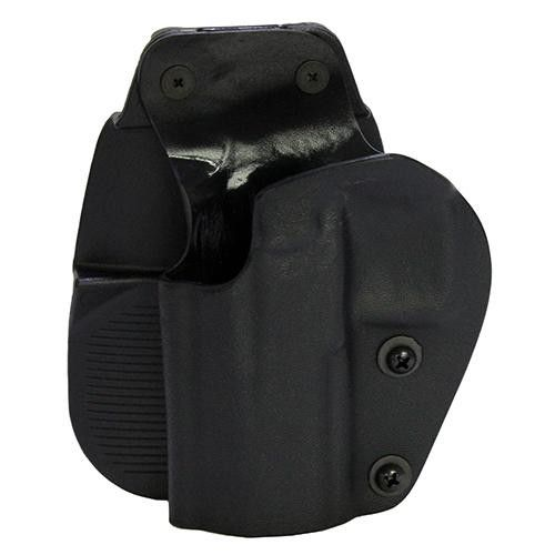 Kydex Paddle Holster - CZ 75 P07 Duty, Black, Left Hand
