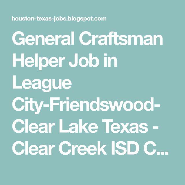 Pin On Jobs In Houston