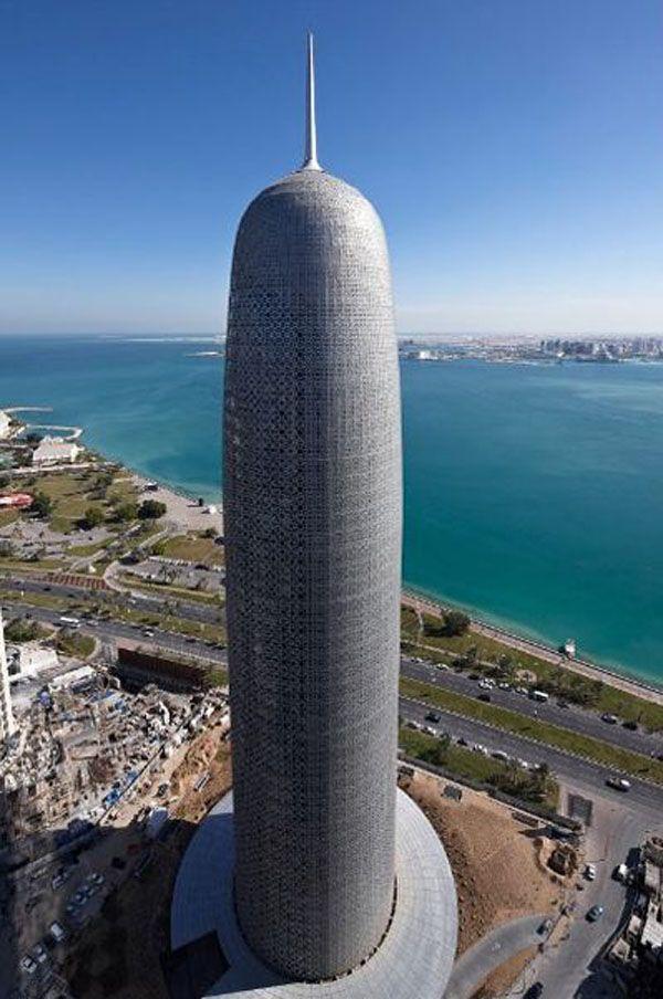 Burj Doha - Qatar - Jean Nouvel