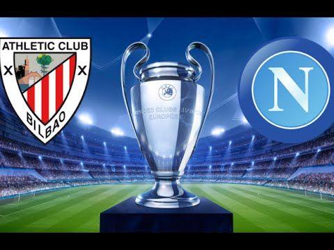 {Champions League™}{LIVE - FREE} . Athletic Bilbao vs. Napoli Live Strea...