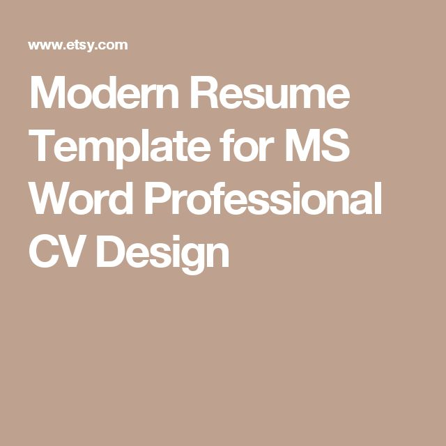 The 25+ best Professional cv format ideas on Pinterest - professional cv