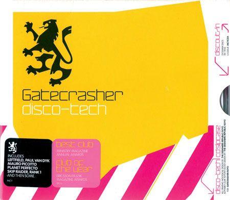 Gatecrasher Disco-tech #gatecrasher #thedesignersrepublic