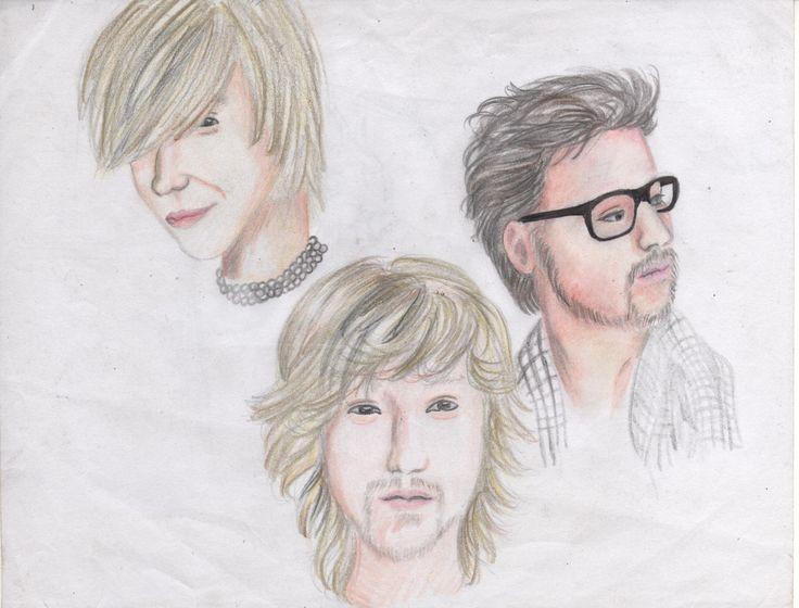 Alcune disegni dei miei idoli Algunos dibujos de mis idolos  #Disegno #Drawing #Dibujo #Sonohra #DiegoFainello #LucaFainello #Bocetos #Schizzi #Ritratto #Retrato #Arte by #Anystart