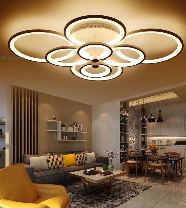 Led Ceiling Lights Ideas: Best 25+ Led Ceiling Light Fixtures Ideas On Pinterest