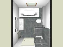 Meer dan 1000 idee n over kleine badkamer indeling op pinterest familie badkamer douche bad - Badkamer in lengte ...