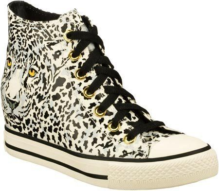 Leopard print on the shoes! by Skechers #rawr $55 #shoes #sneakers #leopard #swag @Kitty Purring