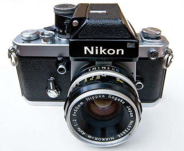 Nikon F2 Photomic, Nikkor 50mm f/2