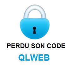 Qlweb : Comment Récupérer son Mot de Passe Perdu?