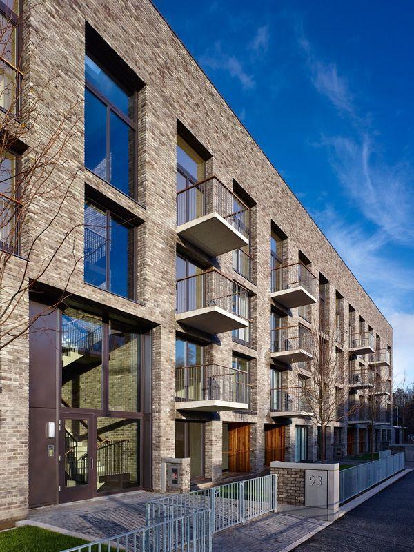Laurieston - Phase 1 - 200no. dwellings - Gorbals, Glasgow - Elder + Cannon