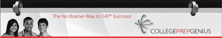 Preparing for the SAT at College Prep Genius