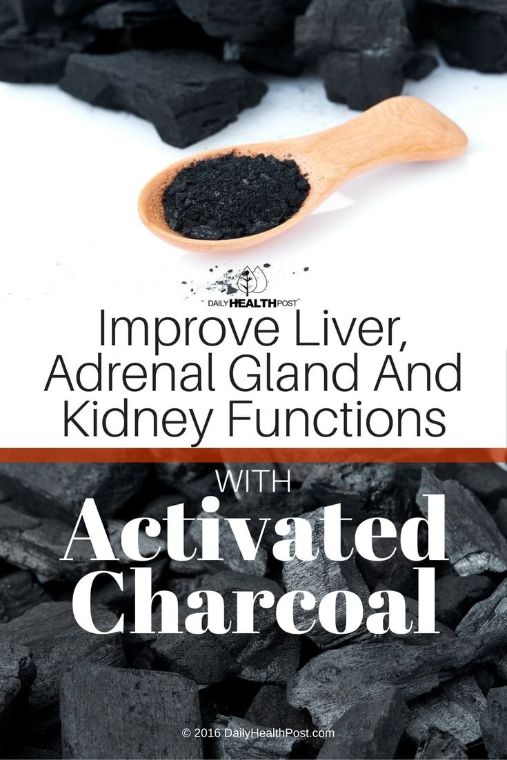That_s why activated charcoal is often used as an emergency decontaminant�when�a person (especially children) swallows or absorbs almost any toxic drug or chemical.
