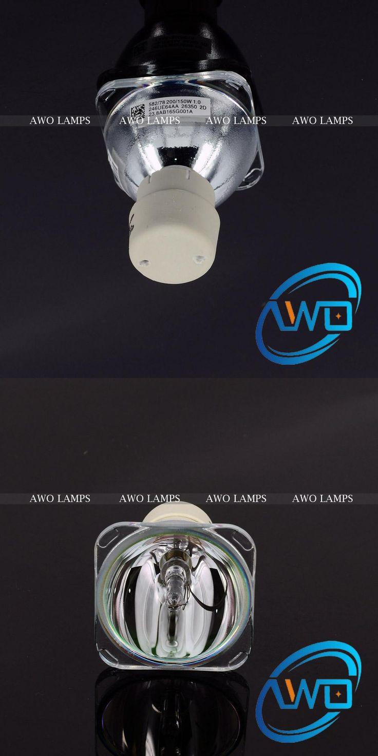 AWO 100% Original Projector Bulb 5J.J5405.001 UHP200/150W for BENQ BENQ EP5920/W1060/W700/W700+/W703D
