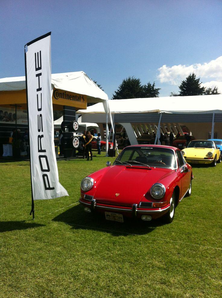 En esta GIA celebrabamos 50 años de este primer y legendario modelo, el 911.