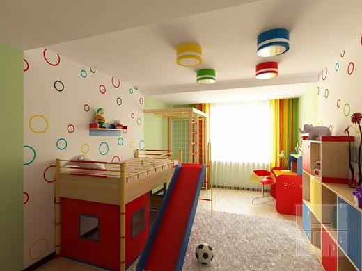 Как подобрать освещение для детской комнаты Одной из самых важных комнат в доме является детская. Для ребенка важна каждая мелочь и деталь, а для родителей безопасность и комфорт малыша.