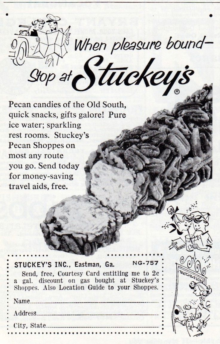 Stuckey's Pecan log, Pecan log roll, Candy