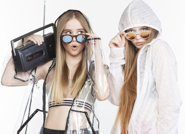 SICKY Eyewear Lexee Smith and Larsen Thompson Sunglasses designed in Malibu California and handcrafted in Japan.