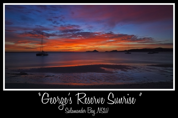 Georges Reserve - Salamander Bay Port Stephens NSW  Landscapes - Shane Russell Photography