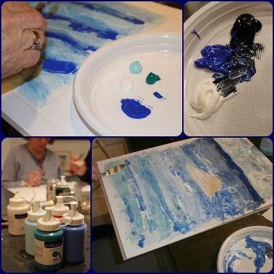 """""""Εικαστικό Καφενείο""""  Μαθήματα ζωγραφικής online • """"Le Cafe des Artistes"""" painting courses: Ένας νέος τρόπος παρακολούθησης του Βασικού προγρά..."""