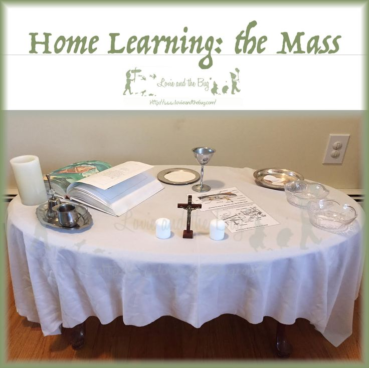 ideas about Catholic Mass Times on Pinterest   Catholic     Easter  Mass  challenge  learn at home  learn by doing  play