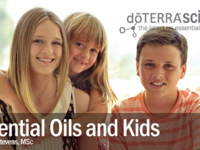 Essential Oils and Kids