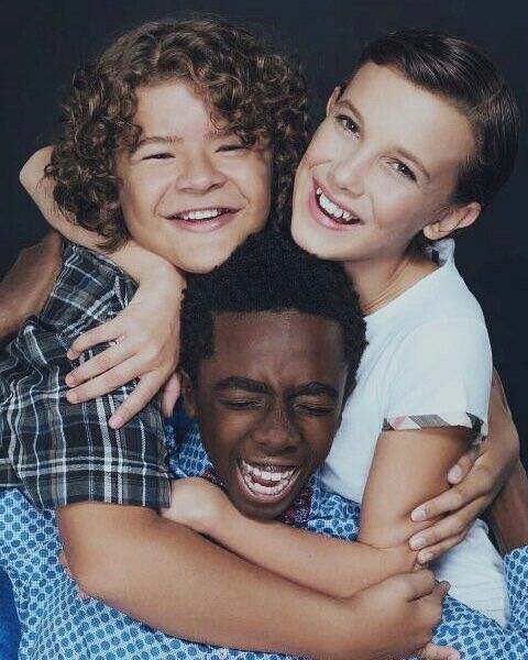 'Stranger Things' cast-members