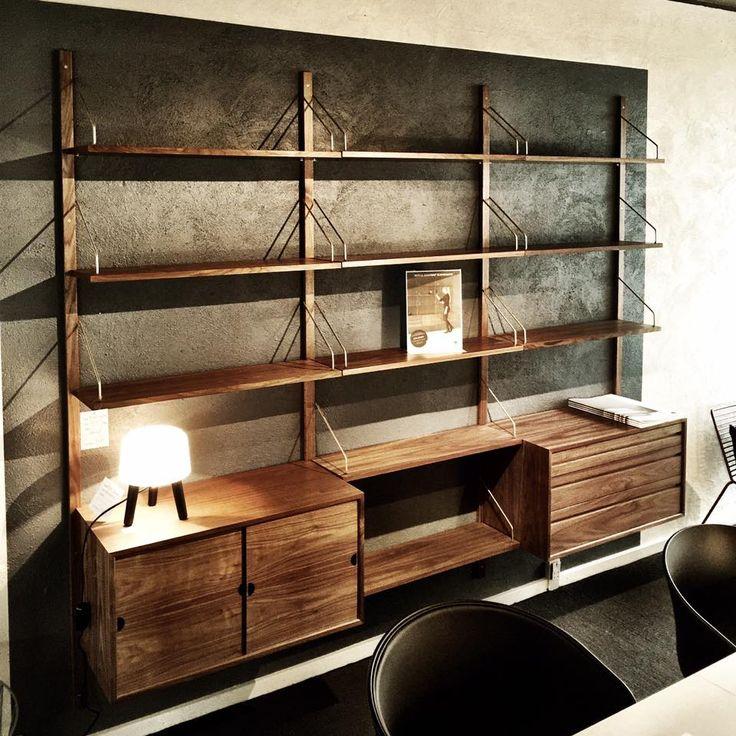 dk3_design_furnitureWhat a beautiful start to the new week  #dk3 #royalsystem #poulcadovius #1948 #madeindenmark #since1948 #theoriginal #lundmoblerodder www.dk3.dk