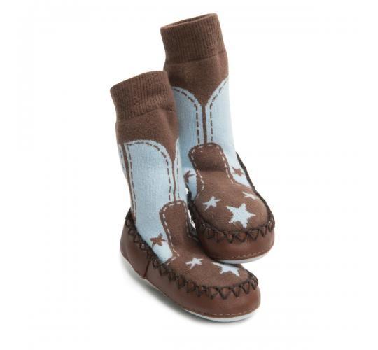 Παιδική Κάλτσα Παντόφλα Cowboy