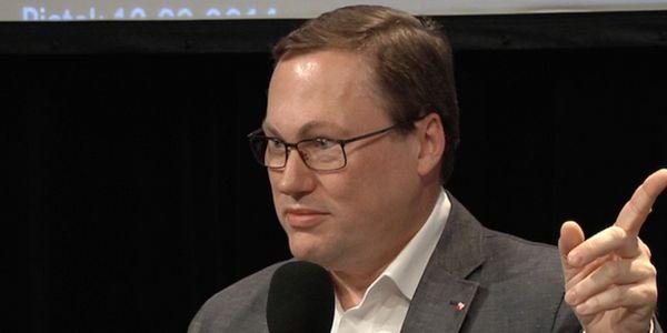 """NASZ WYWIAD. Senator Grzegorz Bierecki: """"Mam nadzieję, że to koniec ery Kiszczaka w KNF"""" - wersja mobilna"""