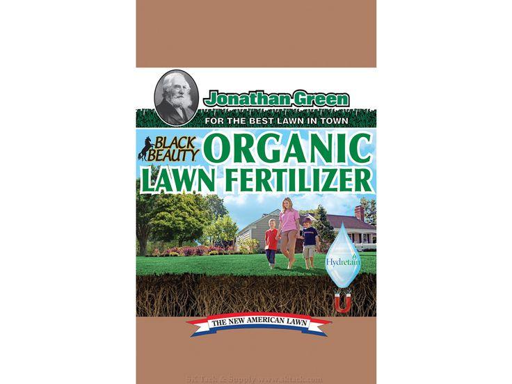 Black Beauty Organic Lawn Fertilizer 5M