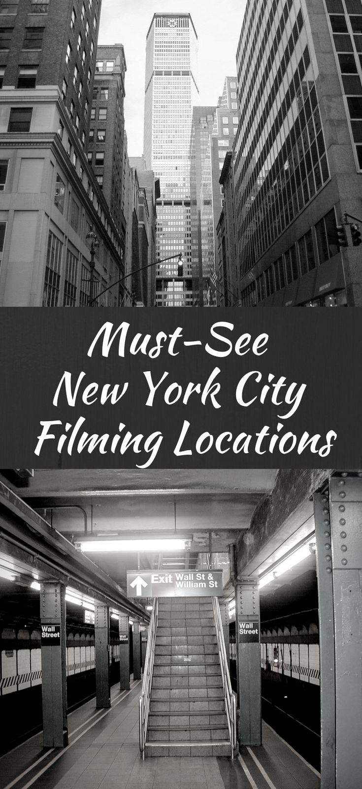 10 NYC Shooting Locations To Visit: Top TV Shows Filmed In New York City