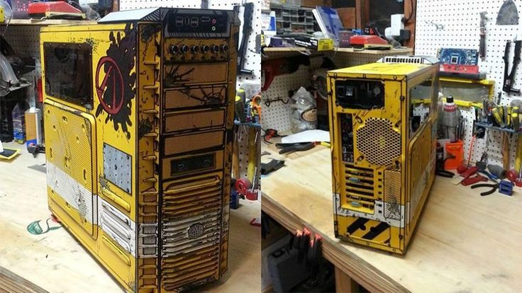 #Borderlands 2 Modded PC via Reddit user Dovahkiin00