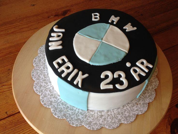 BMW kake