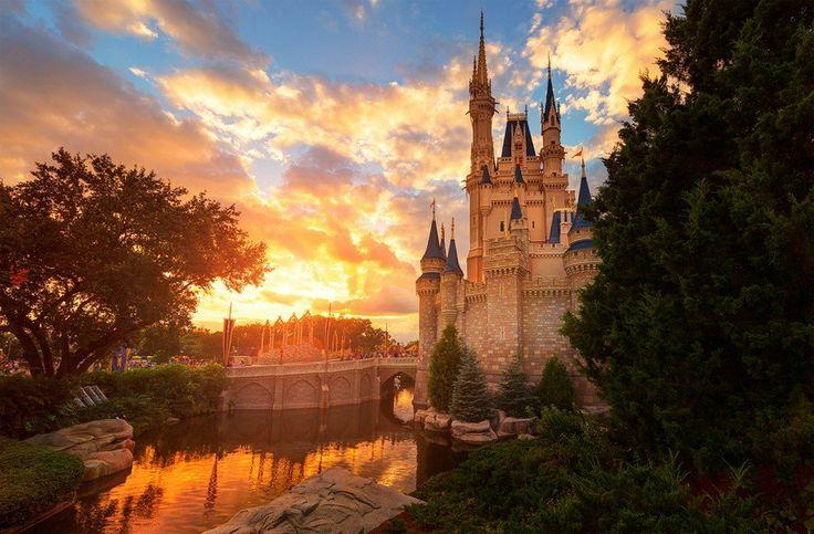 Волшебное королевство, Диснейлэнд, Франция