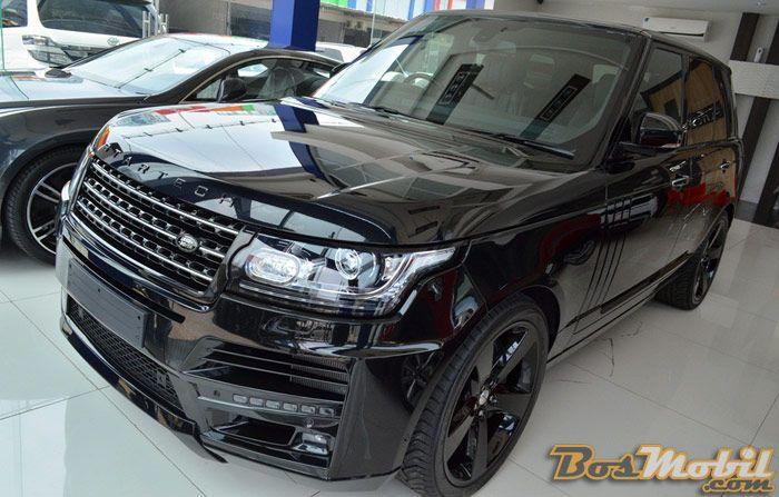 Range Rover Evoque StarTech - Autobless #BosMobil