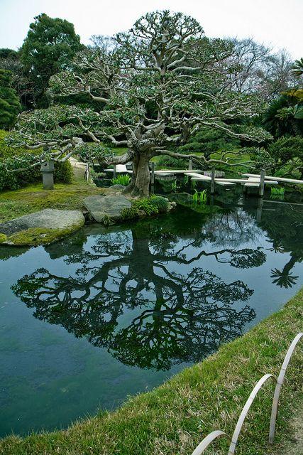 korakuen garden, japan 後楽園