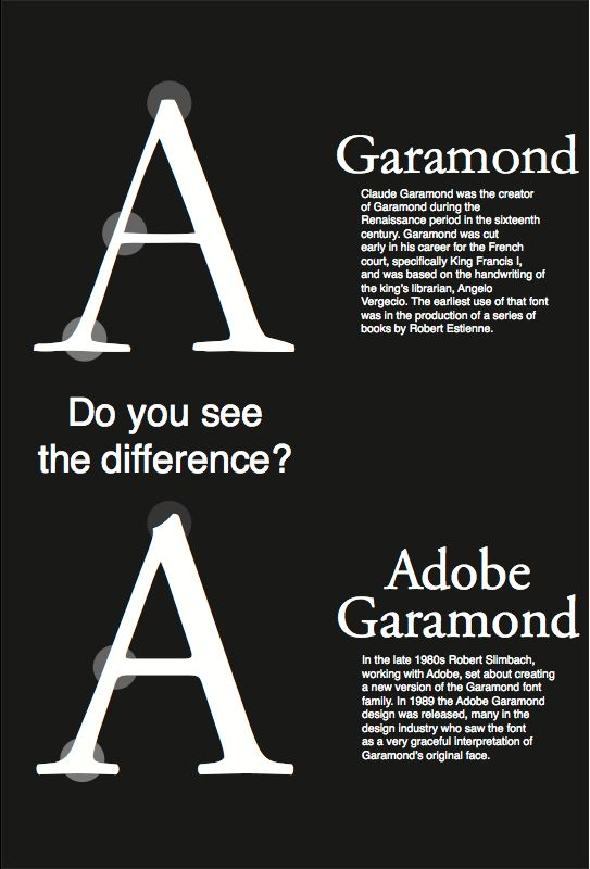 free letters the 25 best garamond font ideas on typography 21858
