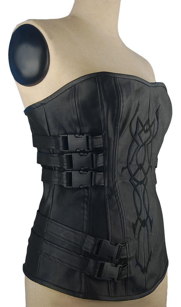 Underworld Awakening Selene's corset. I like the overall shape, and the embroidery looks nice.