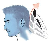 How to cut men's hair..... if all else fails, we know for fact that he can pull off a buzz cut!