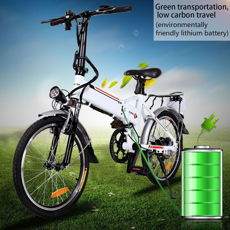 "26"" 500W Electric Mountain Bicycle Ebike Lithium Battery LED headlamp Aluminum^2 #Unbranded"