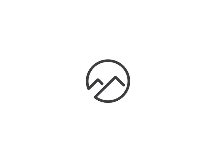 best 25 mountain logos ideas on pinterest logo design