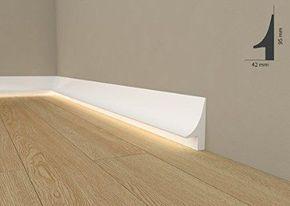 die besten 25 lichtleiste ideen auf pinterest led lichtleiste indirekte beleuchtung decke. Black Bedroom Furniture Sets. Home Design Ideas