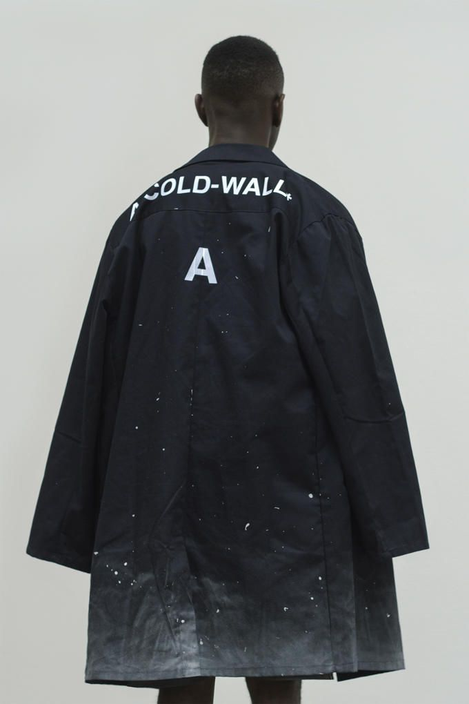 Check out the Official Editorial Images of the A-COLD-WALL* and Harvey Nichols collaboration.