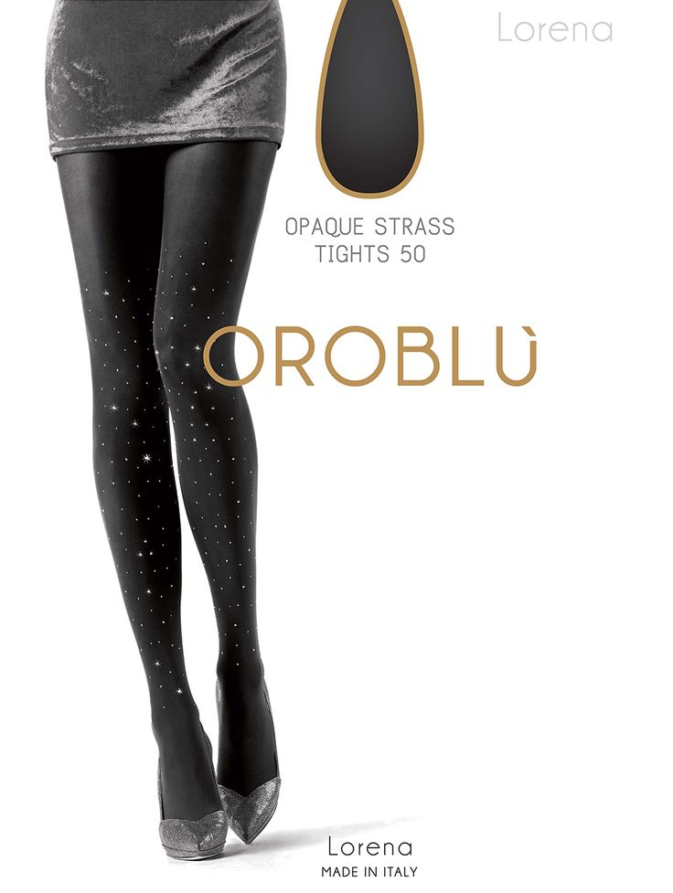 Dames, je kledingoutfit voor de komende dagen al bij elkaar maar nog net op zoek naar die ene blikvanger? Dan hebben wij deze stijlvolle Lorena bling-bling panty voor je van Oroblu; een zwarte panty met Opaque strass steentjes voor elke chique gelegenheid. Daarmee ben je het middelpunt van de party...  #oroblu #panty #strass #nieuwjaar #newyearseve #newyear #glamour