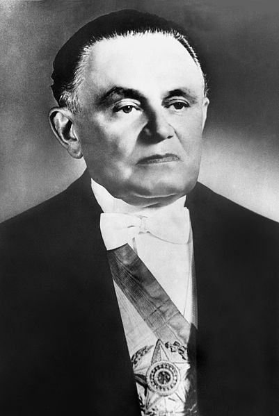 Humberto de Alencar Castelo Branco, presidente do Brasil entre 1964 e 1967…
